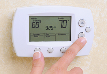 Heating & Cooling Services panel image from Zerodraft