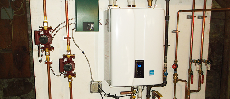 Heating Service header image from Zerodraft